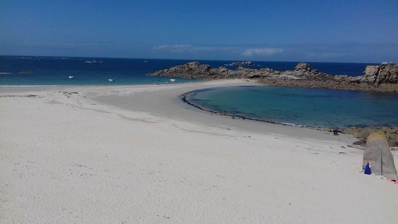 Cleder-beach