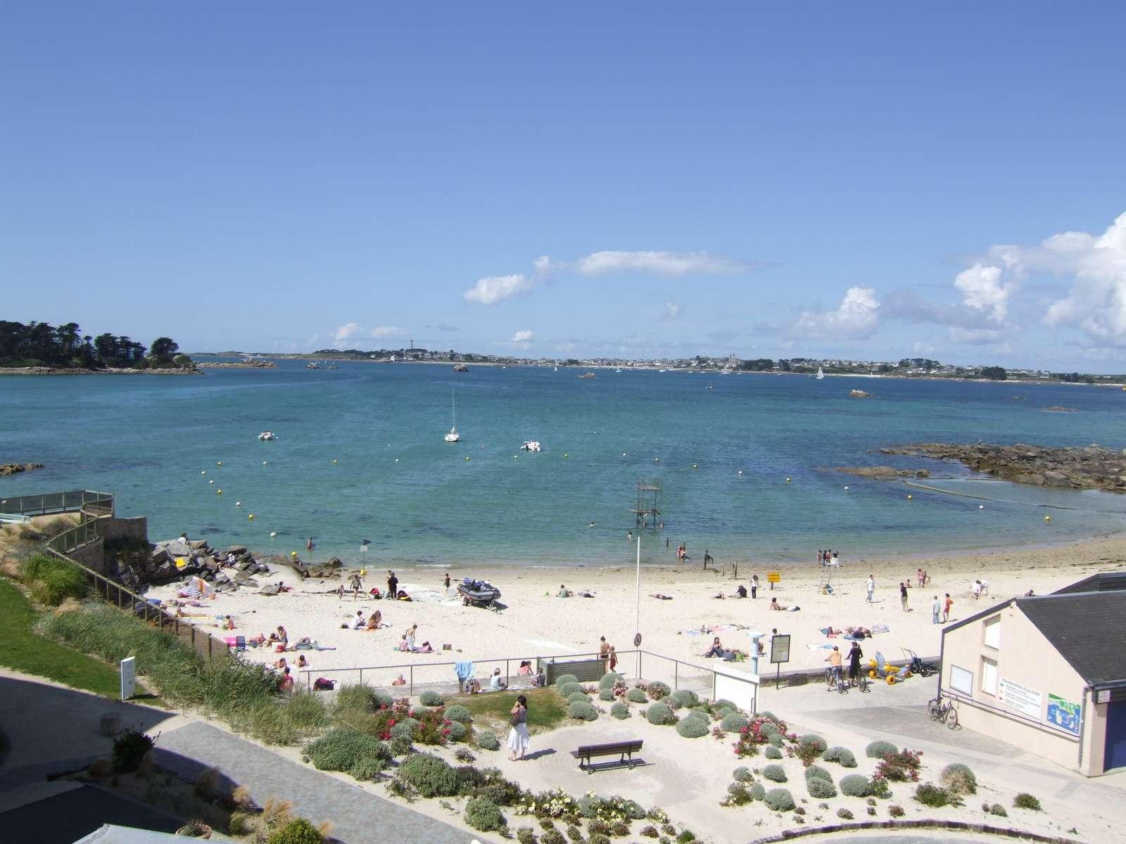 roscoff-beach