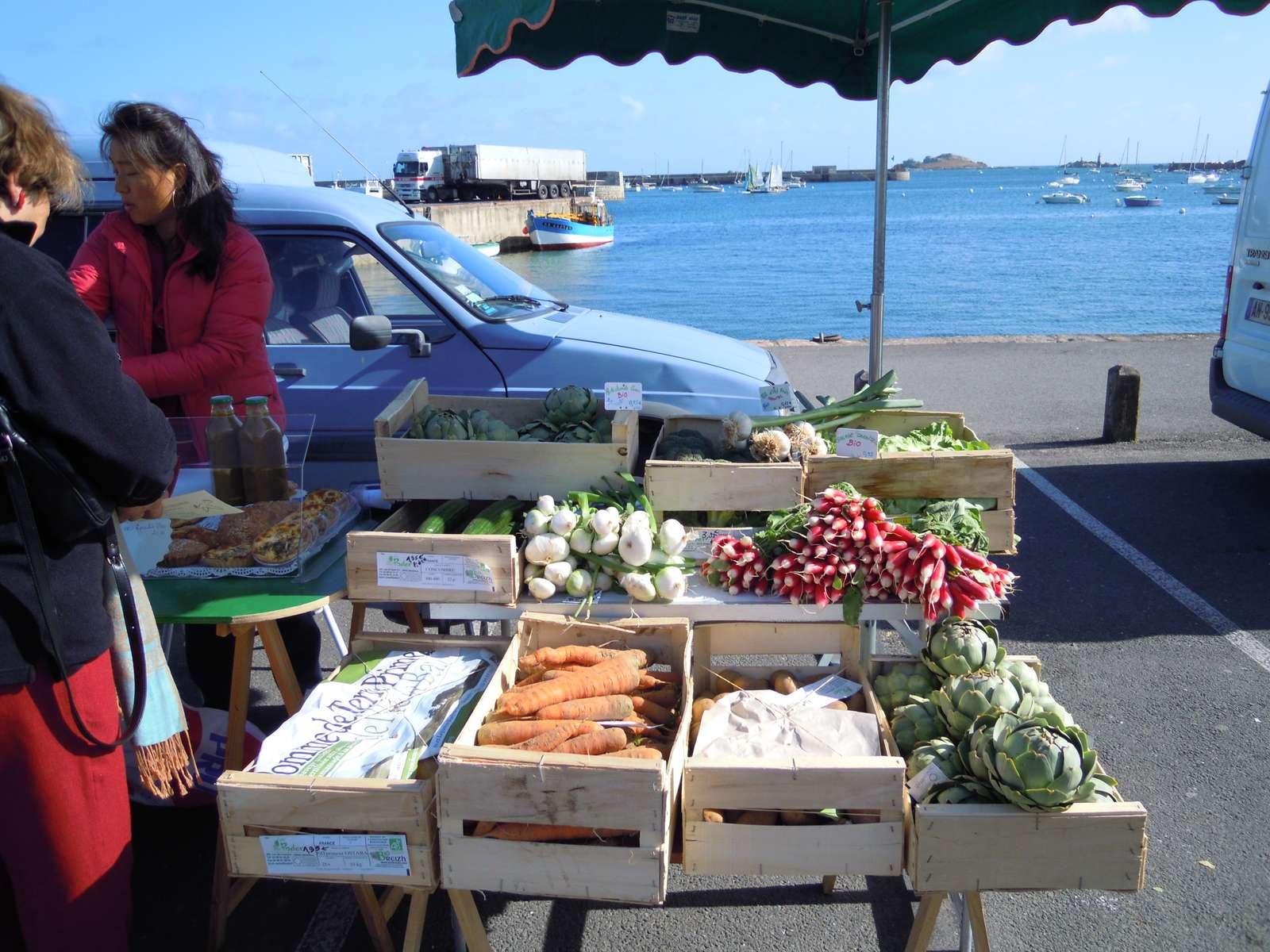 market-in-roscoff
