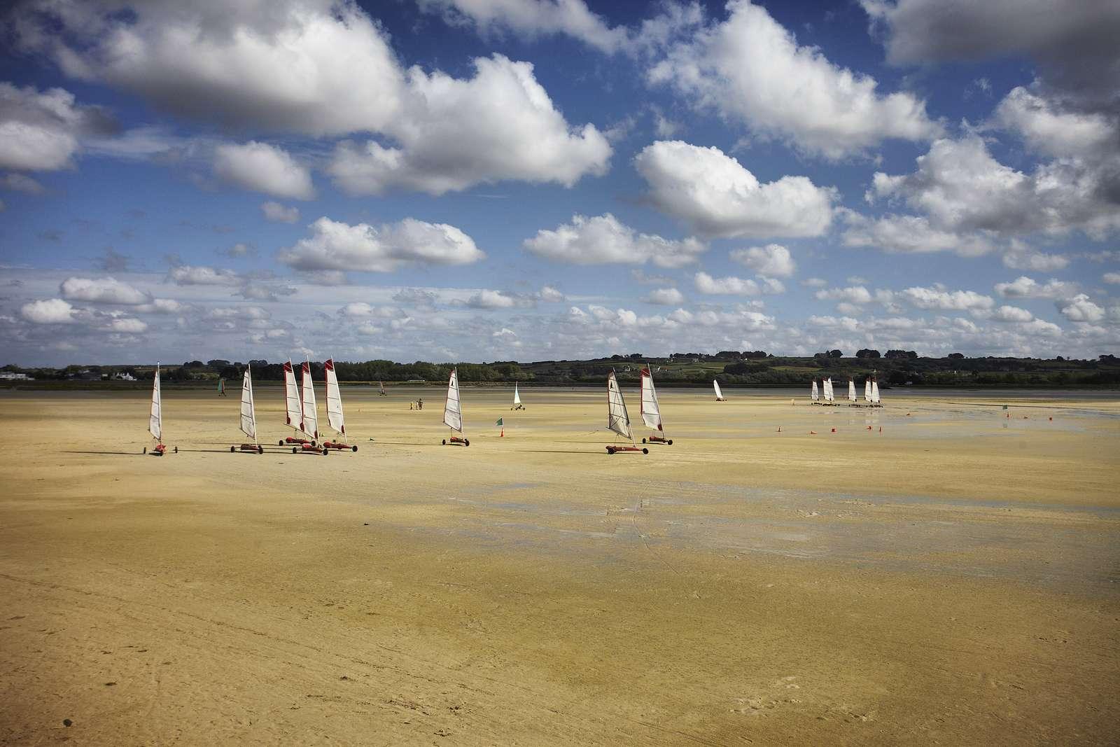 plouescat beach