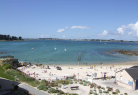Beaches in Roscoff and the surrounding area