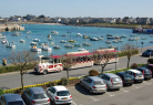 Guided tour of Roscoff with the Little Tourist Train
